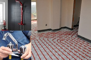 Installations chauffage sanitaire plomberie
